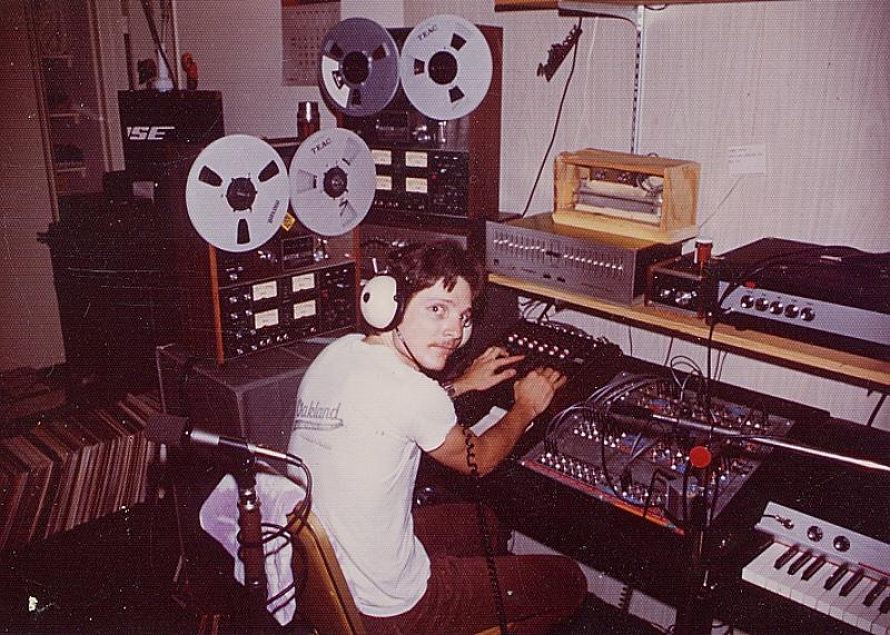 Randall Michael Tobin - Theta Sound Studio 1977
