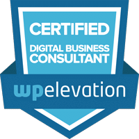 Wordpress Elevation Certified Digital Business Consultant